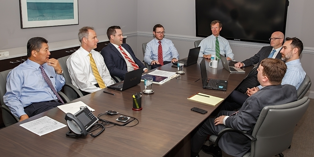 McNamee Hosea Litigation Team