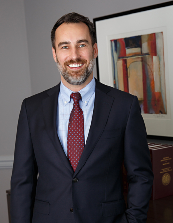 Matthew Sawyer construction and civil litigation lawyer