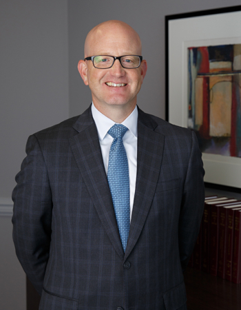 Brent Ahalt civil litigation, business and real estate disputes lawyer